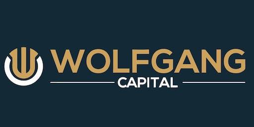 Wolfgang Capital Meet & Greet Lunch York- Partner Programme