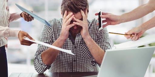 ¿Vives estresado y no sabes qué hacer?