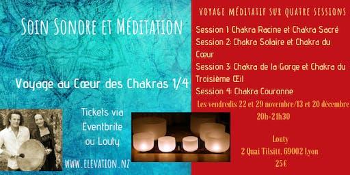 Soin Sonore et Méditation: Voyage au Cœur des Chakras 1/4