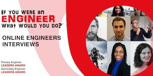 ONLINE MEET AN ENGINEER: Giovana Delfino, Software Engineer