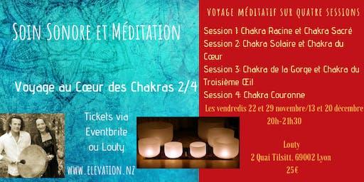 Soin Sonore et Méditation: Voyage au Cœur des Chakras 2/4