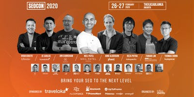 SEOCon 2020 | Bring Your SEO To The Next Level