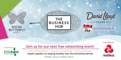 The Business Hub FREE  Networking event