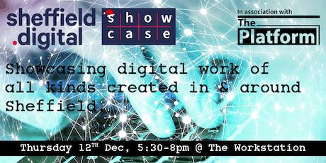 Sheffield Digital Christmas Showcase @ The Platform tickets