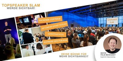 Topspeaker Slam im PresseClub München