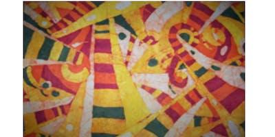 MACFEST: Indonesian batik painting workshop  Rina Koesnanto: demonstration