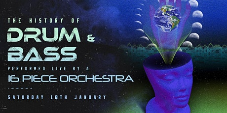 The History of Drum & Bass: Performed Live By An Orchestra tickets