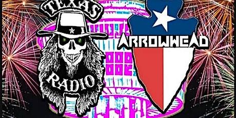 Texas Radio and Arrowhead Rocking NYE at Fitzgerald's tickets