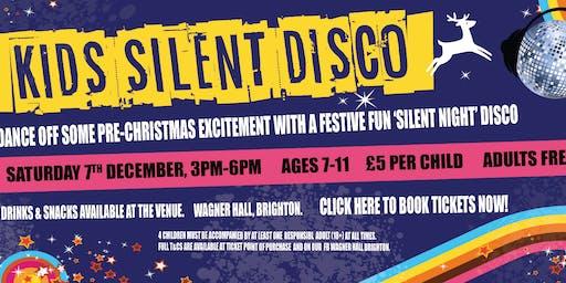 Kids Silent Disco - Dance off some pre-Christmas energy!