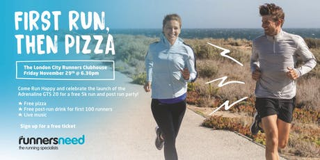 Join Runners Need/Brooks for a celebration & running session tickets