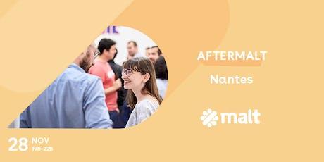 Aftermalt Nantes billets