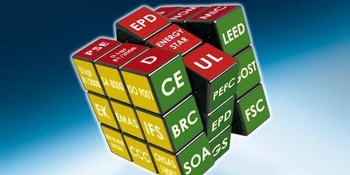 FSC/PEFC, VOC, ISO 14021, LCA/EPD e REACH. Caratteristiche tecniche per vincere sul mercato dei protocolli di green building (LEED, BREEAM, WELL)