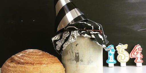 Bread Talk - Cornelius the Sourdough's 154th Birthday Party!