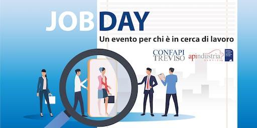 JOD DAY TREVISO, un evento per chi è in cerca di lavoro