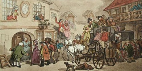 Paintings of Islington tickets