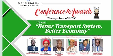 Face of Nigeria Transport and logistics Conference 2019 tickets