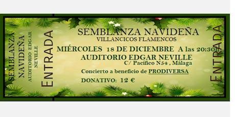 Copia de Zambomba semblanza navideña (Villancicos flamenco) entradas