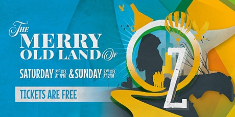 The Merry Old Land of Oz tickets