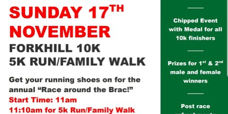 Forkhill 5/10k Run