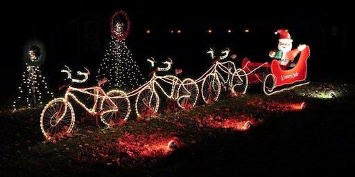 Festive Frolics -  e mountain bike tour of Royal Deeside