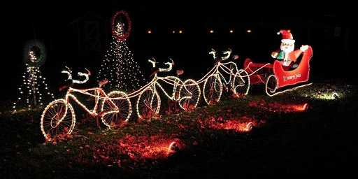 Festive Frolics -  e mountain bike tour of Royal Deeside