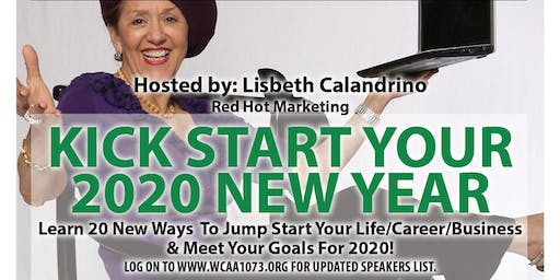 Kick Start Your 2020 New Year!