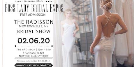 Radisson Hotel New Rochelle Bridal Expo 2 6 20 tickets