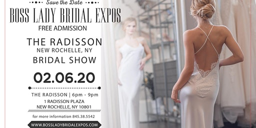 Radisson Hotel New Rochelle Bridal Expo 2 6 20