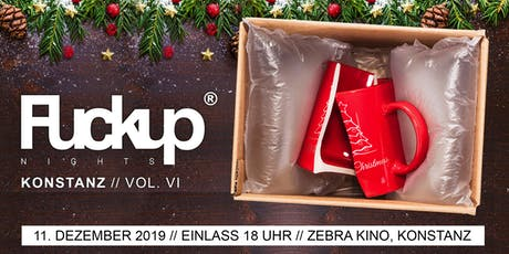 Fuckup Night Konstanz // Vol. VI Tickets