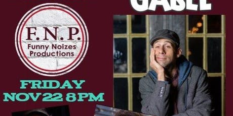 New York's Funny Man, Adam Gabel & Friends tickets