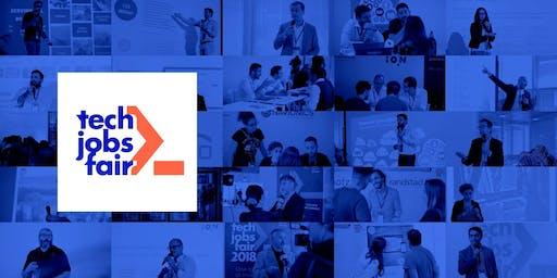 TECH JOBS fair Pisa 2020