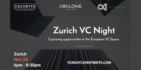 Venture Investing Night tickets