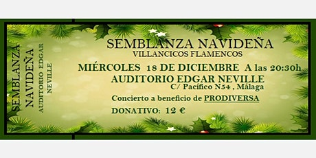 Zambomba Semblanza Navideña  (Villancicos flamencos) entradas