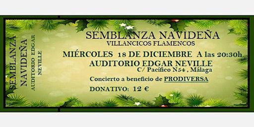 Zambomba Semblanza Navideña  (Villancicos flamencos)