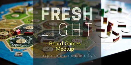 Board Games Meetup tickets