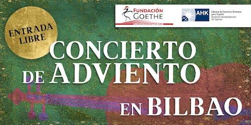 Concierto de Adviento en Bilbao