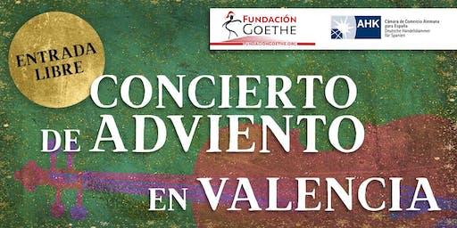 Concierto de Adviento en Valencia