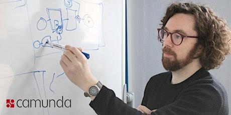 Camunda BPM for Java Developers tickets