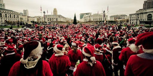 SantaCon 2019 Pub Crawl with Urban Adventure Club