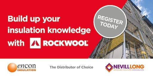 West London ROCKWOOL Morning & CPD Training