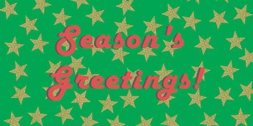 BAPLA Christmas Card Making Social