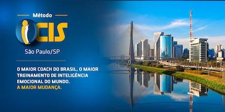 [SÃO PAULO/SP] Método CIS 214 ingressos