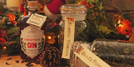 Christmas G&Tea Workshop tickets