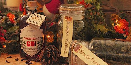 Christmas G&Tea Workshop