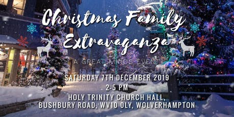 Christmas Family Extravaganza  tickets