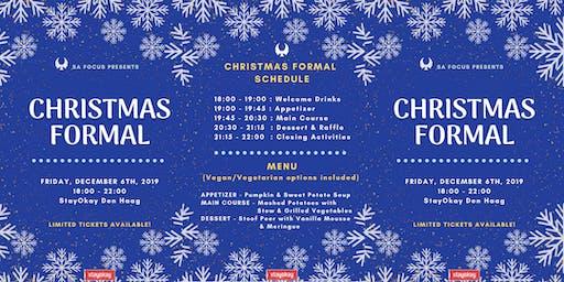 FOCUS SA's Christmas Formal