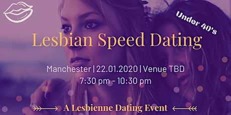 Lesbian Speed Dating - Manchester Under 40's tickets