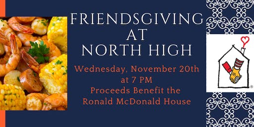 Friendsgiving with North High Brewing