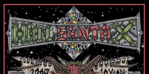 Hail Santa X - night 1