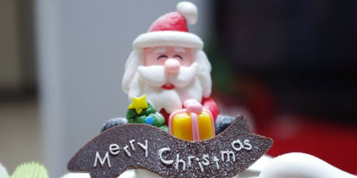 Christmas Cake Decoration Masterclass